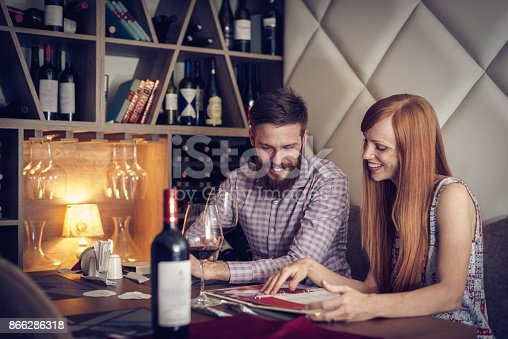 istock I recommend you to try Georgian wines 866286318