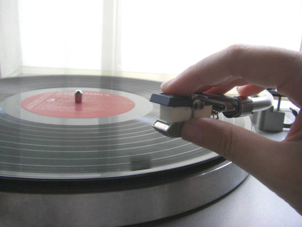 record appreciation - arranging stock photos and pictures