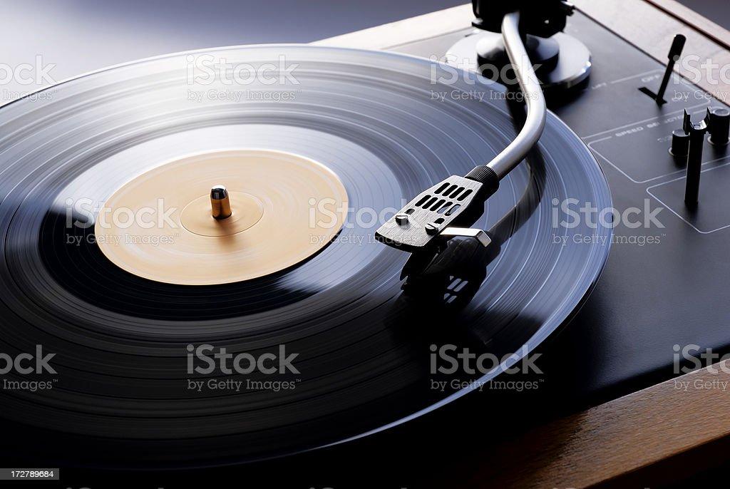 Record royalty-free stock photo