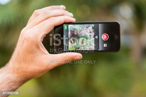 599114758 istock photo recording video with instagram app on iphone 5 471590105