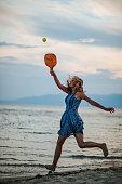 istock Recreation on the beach 1266078696