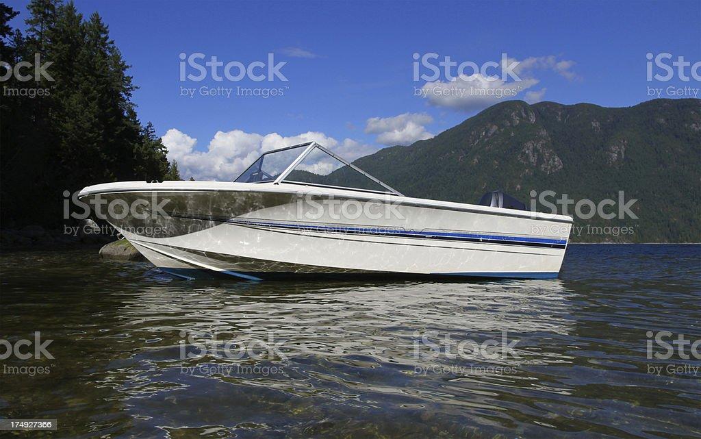 Recreational Boating stock photo