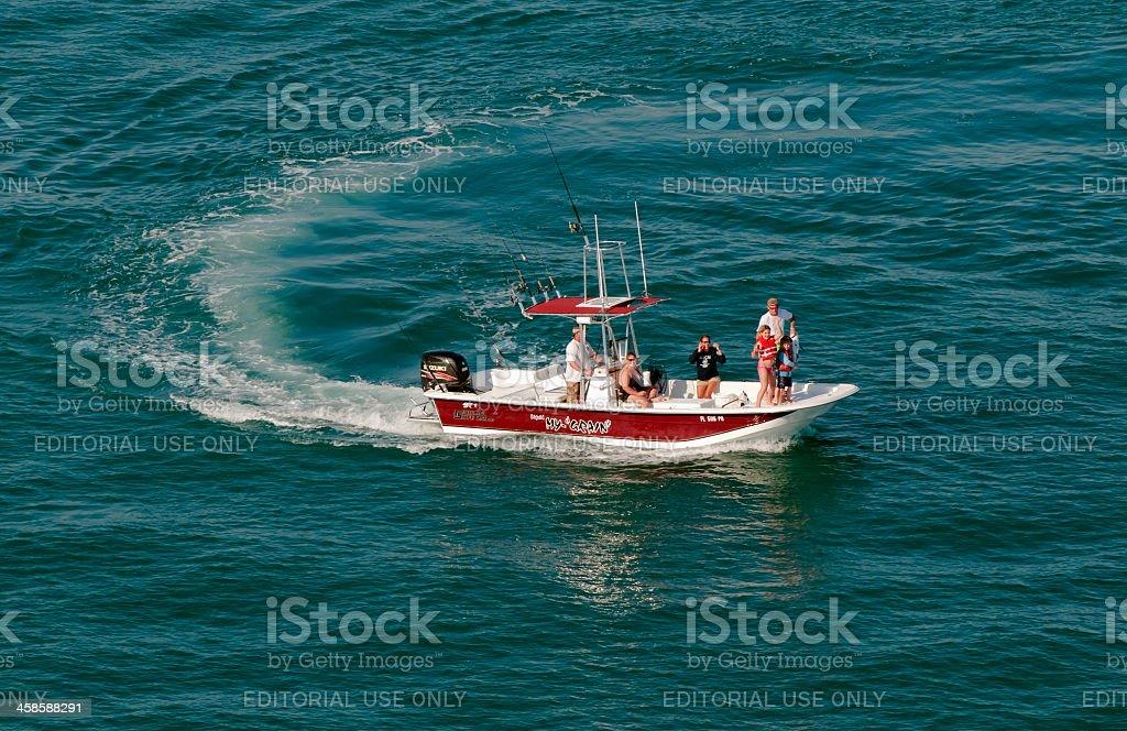 Recreational Fischerboot – Foto