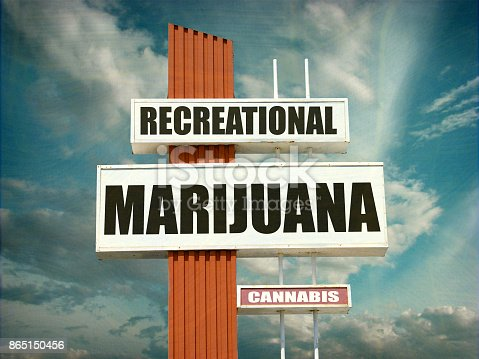 istock recreational marijuana sign 865150456