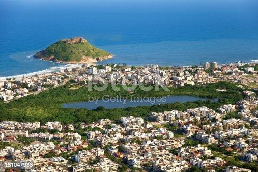istock Recreio dos Bandeirantes district in Rio 181047936