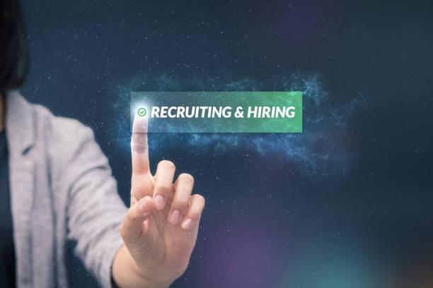 Recruiting and hiring.