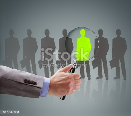 641422198istockphoto Recruitment choosing the right people 537702823
