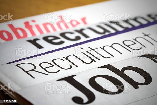 Recruitment issues picture id162534559?b=1&k=6&m=162534559&s=612x612&h=bxh5f34eumeybgals6vqbzcio6oxt570im1o6gsupzw=