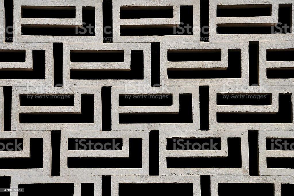 rectanges geometric pattern royalty-free stock photo