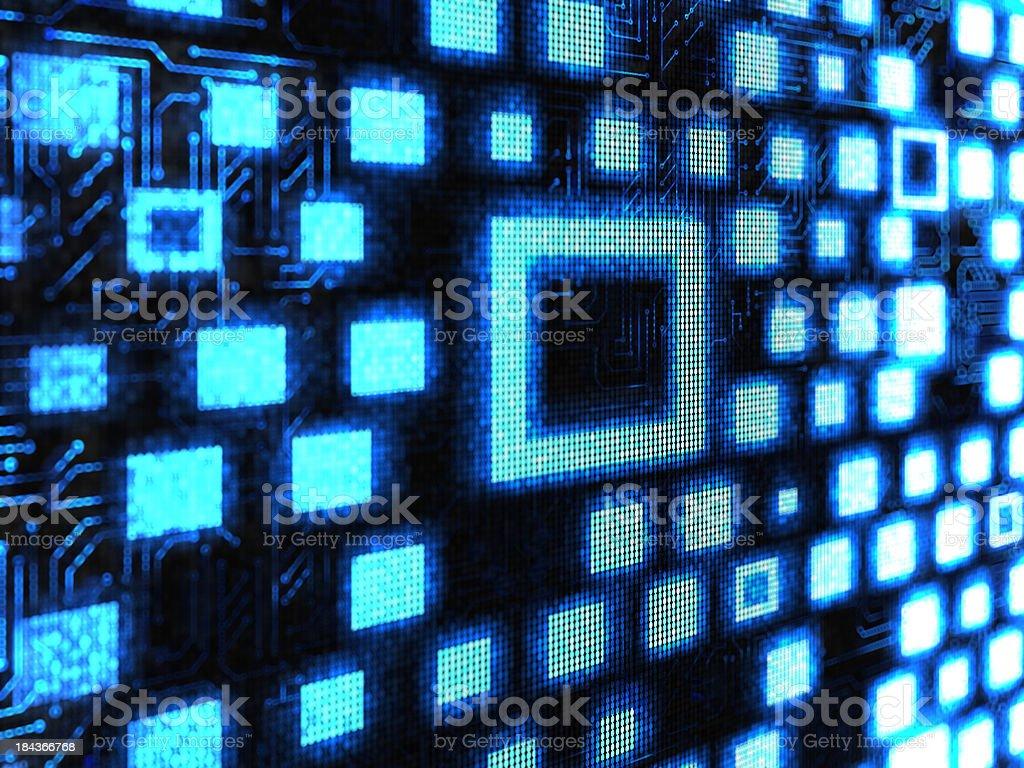 Rectangle background royalty-free stock photo