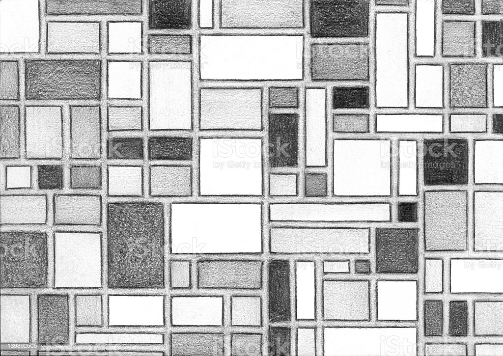 rectangles royalty-free stock photo