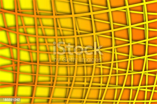 1176496357 istock photo recurrent curved square pattern, wallpaper, background. 185591042