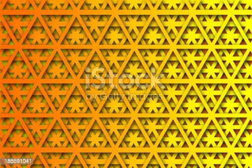 1176496357 istock photo recurrent triangular pattern, wallpaper, background 185591041