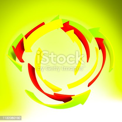 499093370 istock photo Recycle and some packaging sign 1132080192