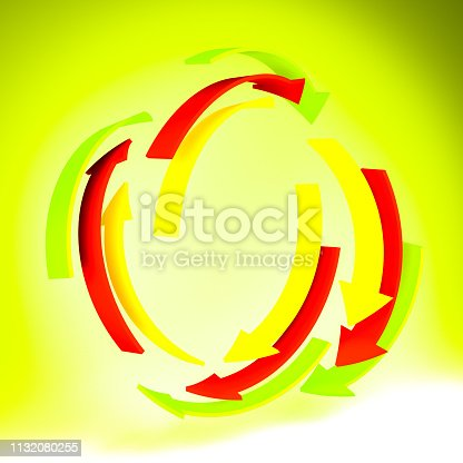 499093370 istock photo Recycle and some packaging sign 1132080255