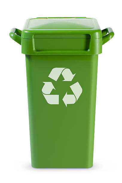recycle bin - recycling bin stock photos and pictures