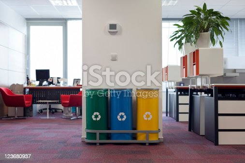 istock Recycle Can 123680937