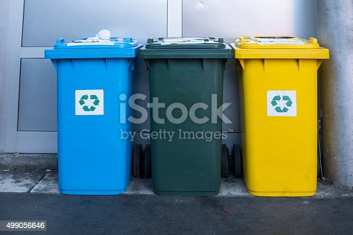 istock Recycle Can 499056646