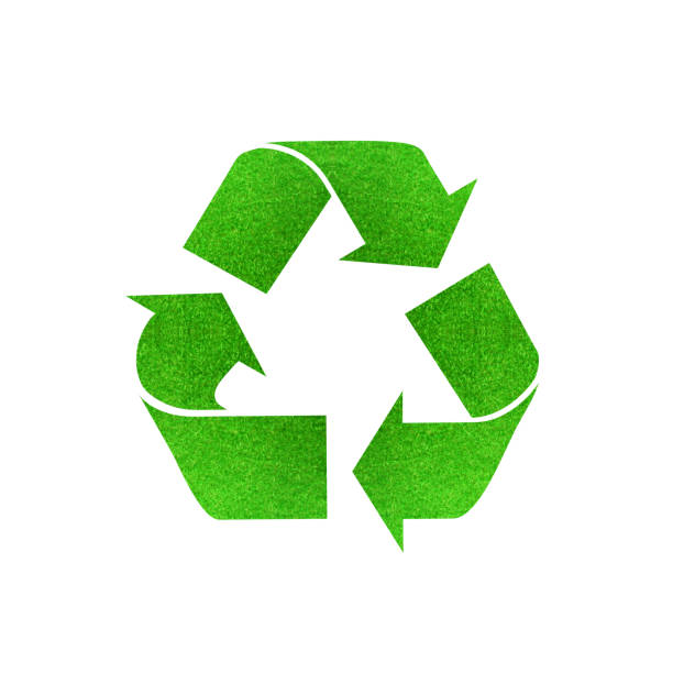 recycle concept - recycling symbol stock photos and pictures
