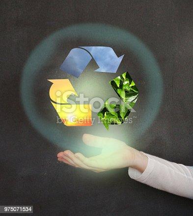 istock Recycle concept 975071534