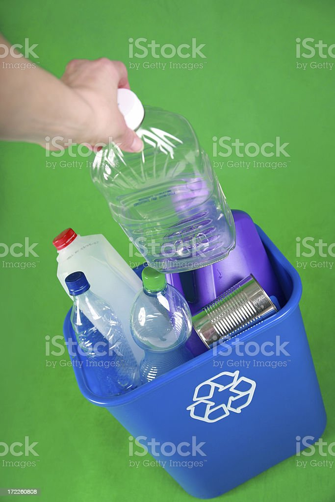 Recycle It royalty-free stock photo
