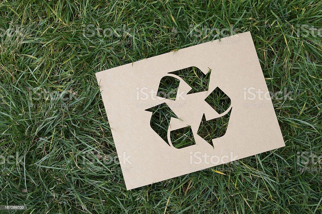 Recycling - Lizenzfrei Fotografie Stock-Foto