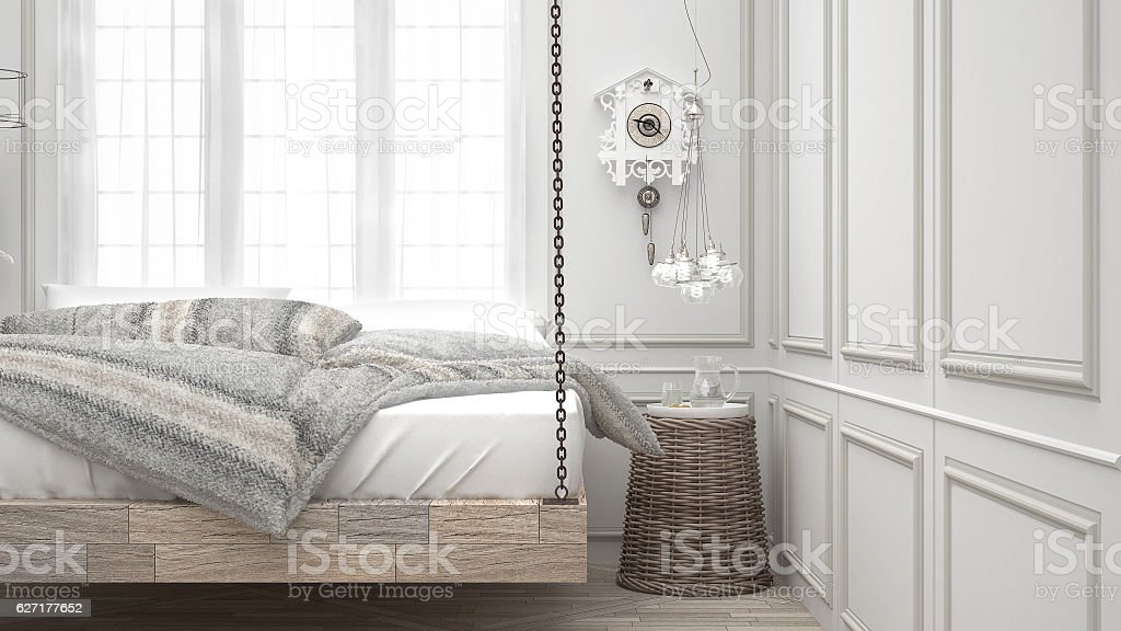 Excellent Good Stunning Diy Bedroom White Eco Chic Design Pictures Images And Stock Photos With Chaise Nordic
