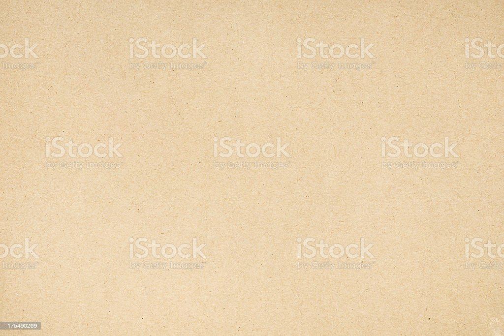 XL Recycled cardboard royalty-free stock photo