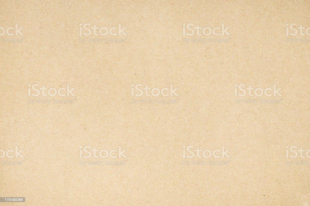 XL Recycled cardboard stock photo