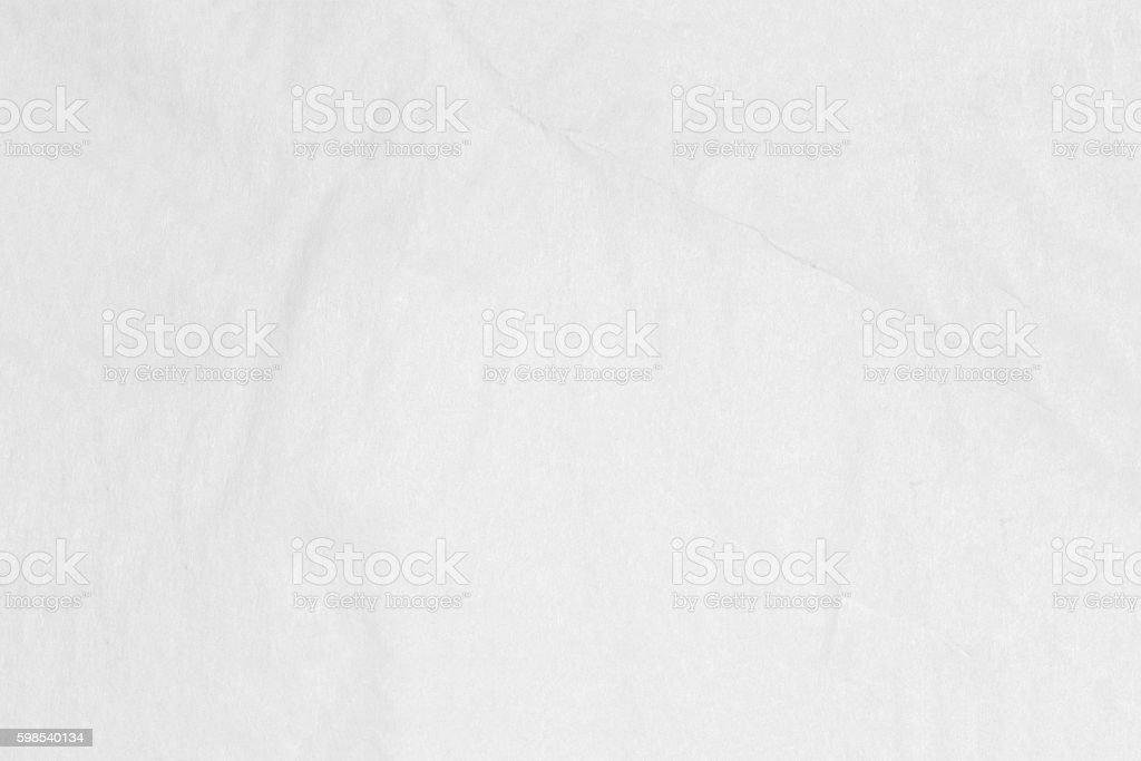 Recycled crumpled white paper texture or paper background. photo libre de droits