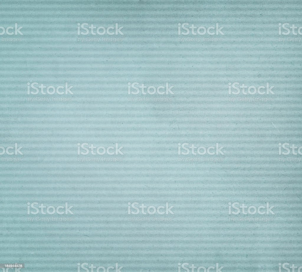 recycled light blue cardboard royalty-free stock photo