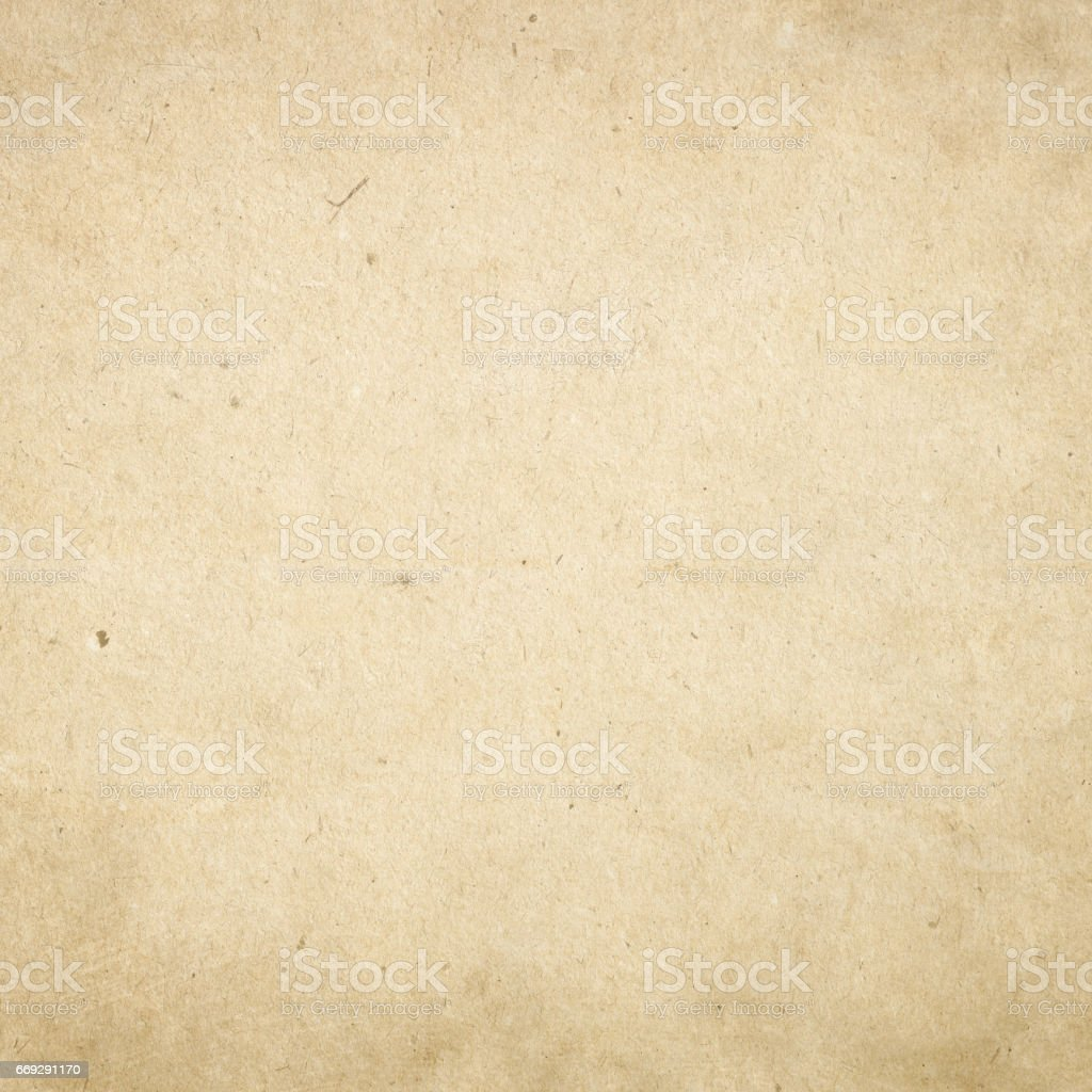 recycled paper background or texture stock photo