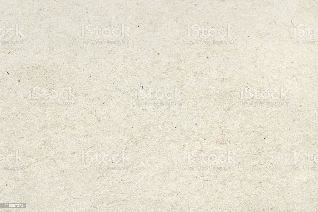 Recycled paper cartoon surface texture stock photo