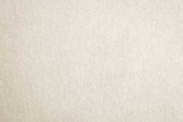 Recycling-Papier Textur Hintergrund in Creme Beige Farbe – Foto