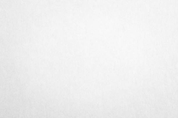 recycled paper texture background in white color - cream background stock pictures, royalty-free photos & images