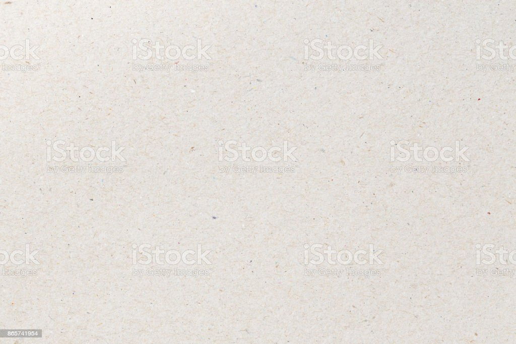 recycled paper texture for background,Cardboard sheet of paper for design - foto stock