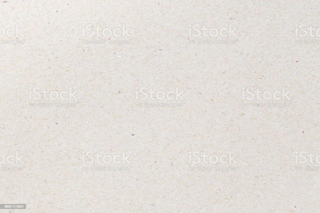 texture de papier recyclé pour le fond, feuille en carton de papier pour la conception - Photo