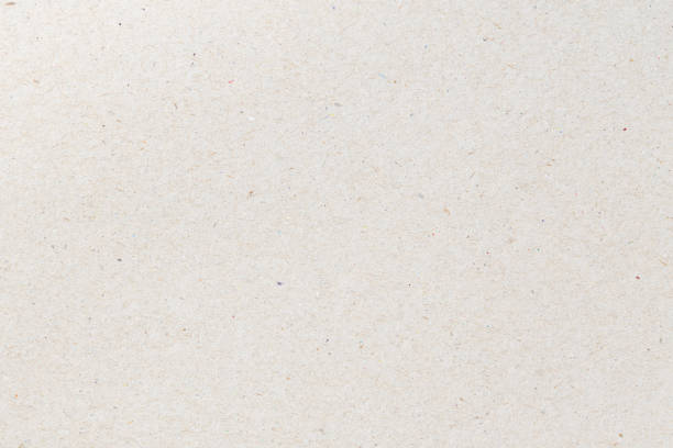 recycled paper texture for background,cardboard sheet of paper for design - grainy stock photos and pictures