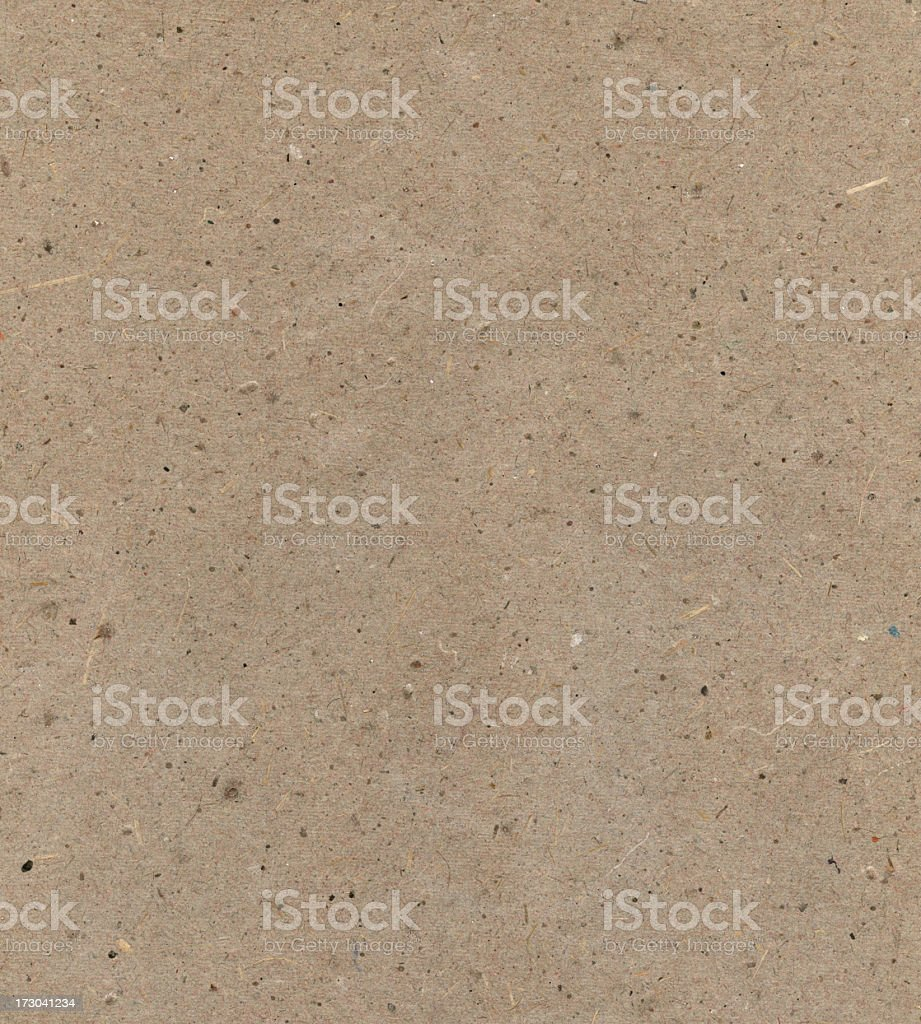 recycled paper with particles royalty-free stock photo