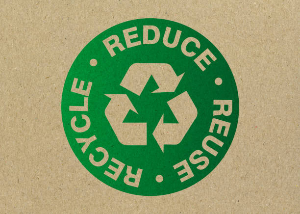 recycled - recycling symbol stock photos and pictures