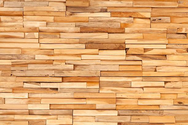 Recycling-Es wurde nur wiederverwertetes Holz Hintergrund – Foto