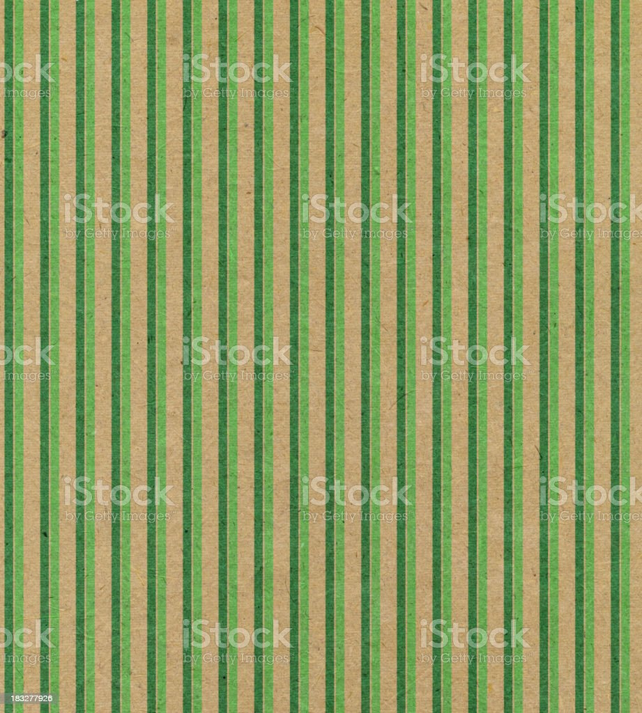 recycled striped paper royalty-free stock photo