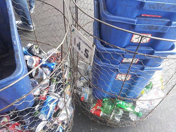 recycleing stock photo