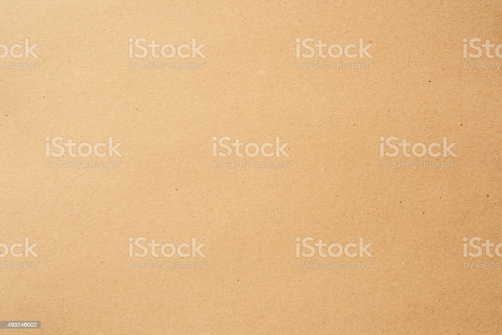 Recycling brown cardboard texture background stock photo