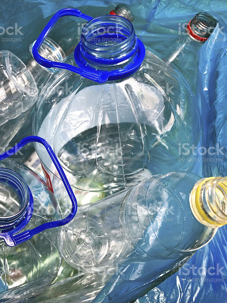 recycling material royalty-free stock photo