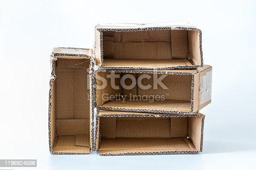 Recycling of paper and cardboard