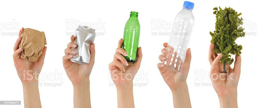 Reciclaje - foto de stock