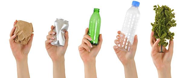 recyclage - recyclage main photos et images de collection