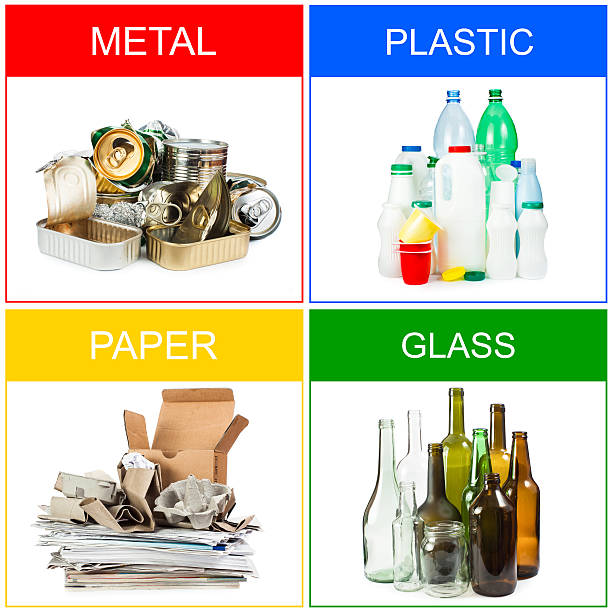 recycling - recycling symbol stock photos and pictures