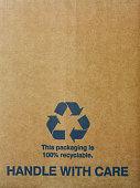 Recyle Cardboard Box